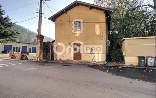 ORPI Direct Habitat Immobilier Professionnel Neuville sur Saône Bureaux à louer